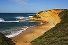 Jan Juc Coastline by Darren Stones