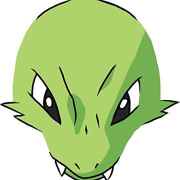 Pokemon - Scyther by iMawss