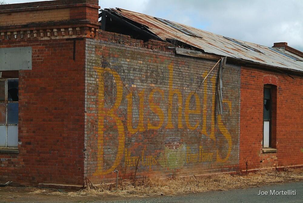 Bushells Tea by Joe Mortelliti