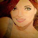 Katie Holmes - Seventeen Magazine Portrait by DeeLishess