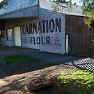 Carnation Flour by Joe Mortelliti