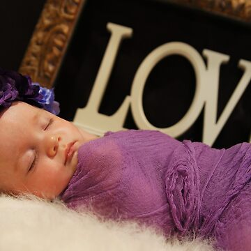 Newborn February by Jecia