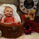 Newborn July by Sharon Robertson