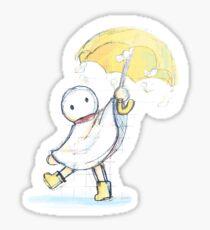 Teru Teru Bozu sticker Sticker