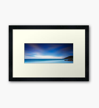 Wategos Byron Bay Framed Print