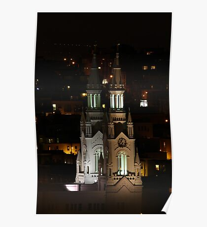 Saints Peter and Paul Church Poster