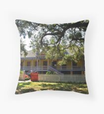 Laura Plantation Throw Pillow