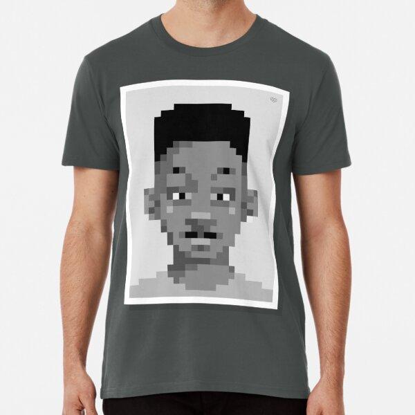 His fresh —Mono Premium T-Shirt