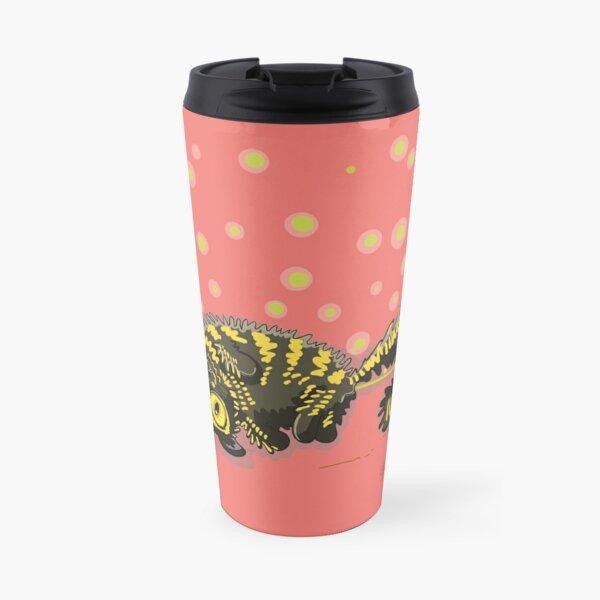 tortoiseshell cat Travel Mug
