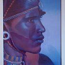 Maasai by Kathylowe