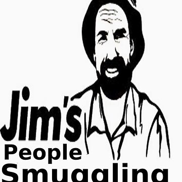 Jims People Smuggling by Trousers316