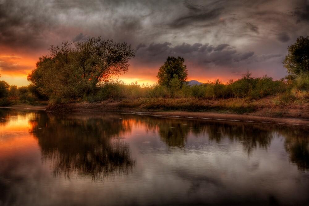 River Light by Bob Larson
