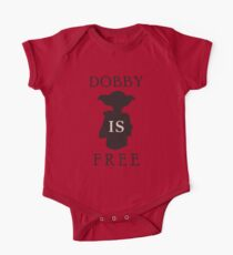 Dobby is FREE Kids Clothes
