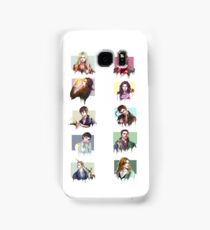 (PART 2) Once Upon a Time all characters Samsung Galaxy Case/Skin