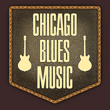 Chicago Blues Music by monafar