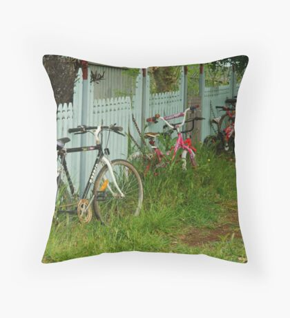 Sales are a Little Slow at the Moment Throw Pillow