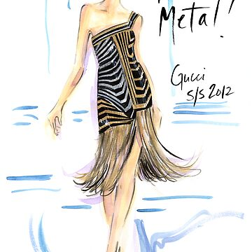 Glam Metal! by jenniferlilya