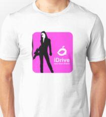 iDrive (Pink) Unisex T-Shirt