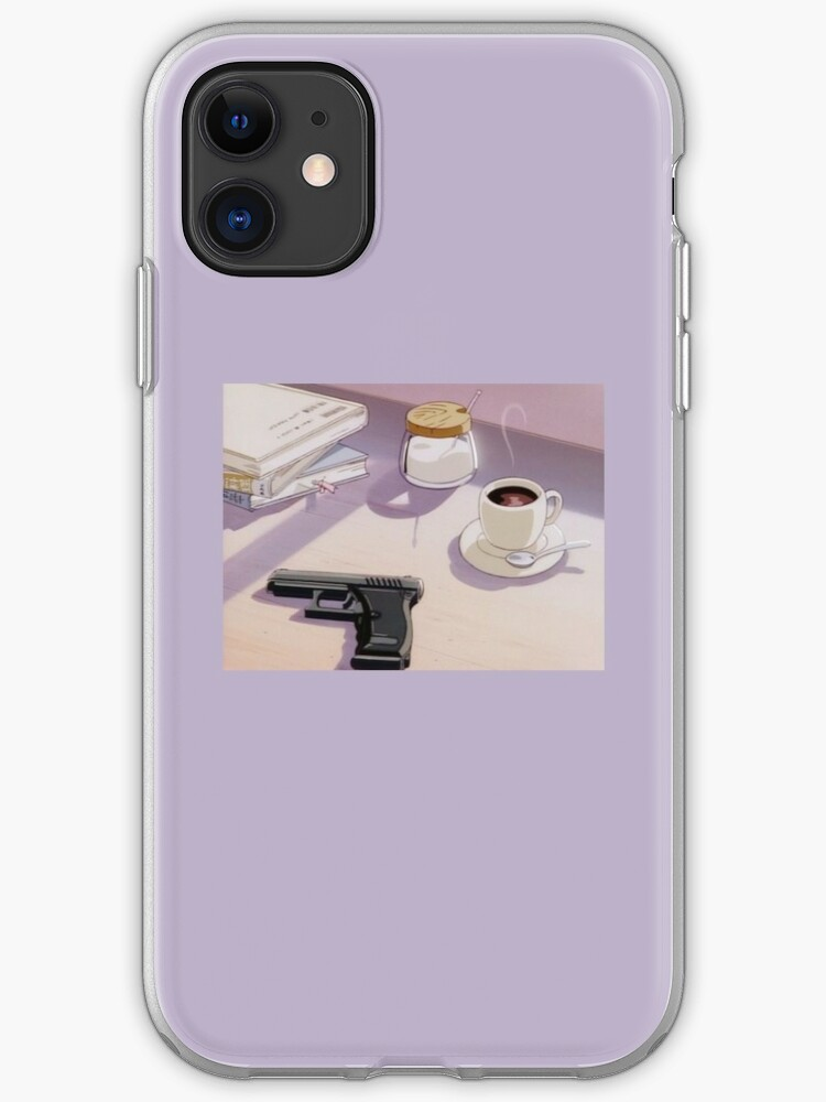 90s Anime Aesthetic Iphone Case Cover By Peachybeom Redbubble