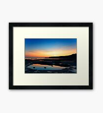Kimmeridge Bay 14 Framed Print