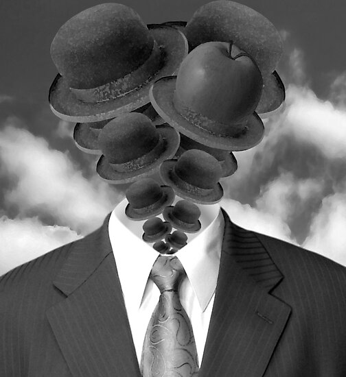 Magritte by wannes