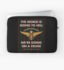The World Is Going To Hell... Laptop Sleeve