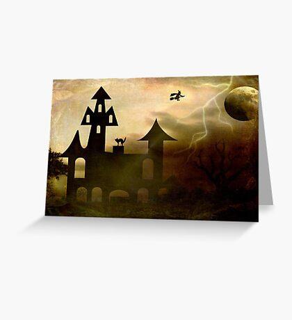 Moon Flight © Greeting Card