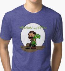 Imagination Mash-up Tri-blend T-Shirt