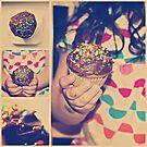cupcake. by Angel Warda