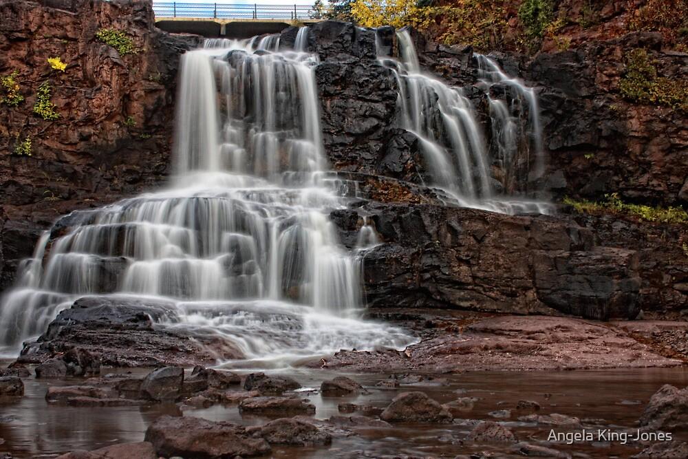 Gooseberry Falls 2011 by Angela King-Jones