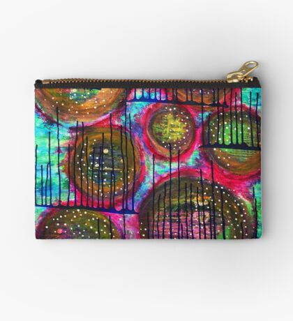 Floating on Ecstasy : Inner Power Painting Studio Pouch