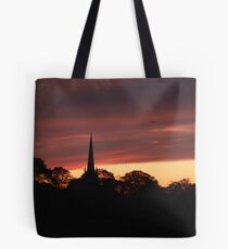 St Michaels Chrurch, Kirkham Tote Bag