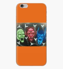 Scary Monsters and Nice Sprites iPhone Case