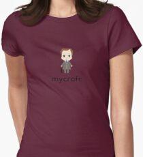 Mycroft Women's Fitted T-Shirt