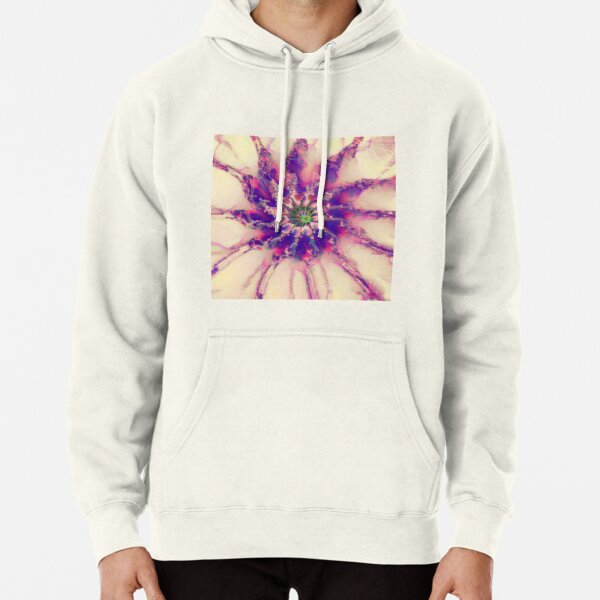 Fractalize abstraction Pullover Hoodie