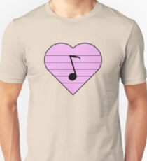 Love Note Unisex T-Shirt