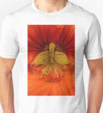 Fringed Throat T-Shirt