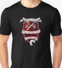 The Harry Code Dark tee (silver)  Unisex T-Shirt
