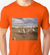 Helicopter VH-XRN,Avalon Airshow,Australia 2015 Unisex T-Shirt