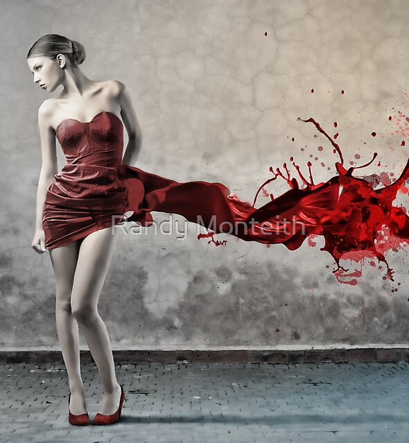The Dress by Randy Monteith