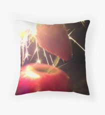 Forever Fruit Pair! Throw Pillow