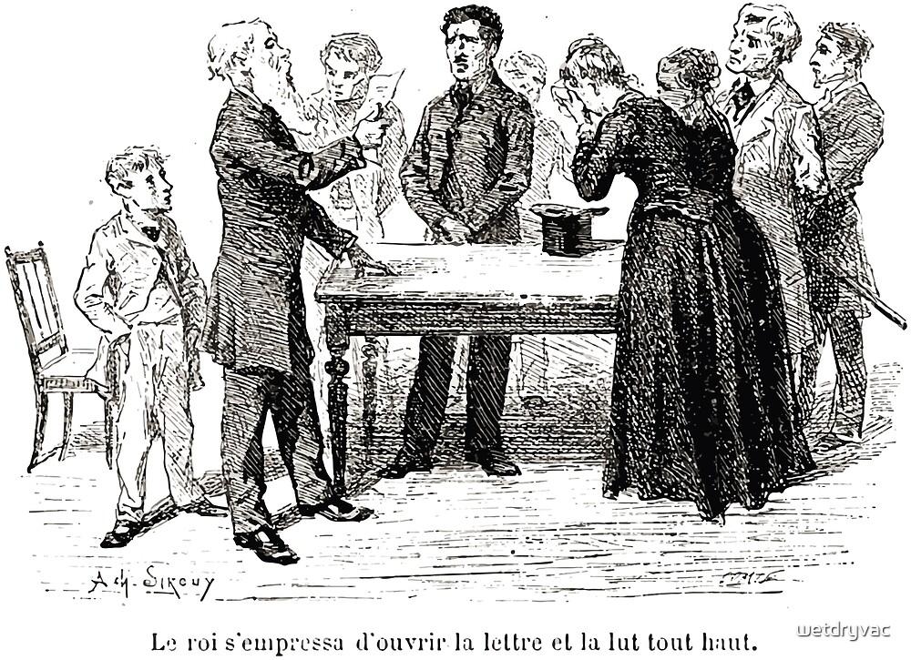 Achille Sirouy Mark Twain Les Aventures de Huck Huckleberry Finn illustration p175 by wetdryvac