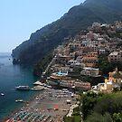 Positano overlook Amalfi Coast Italy by Eros Fiacconi (Sooboy)