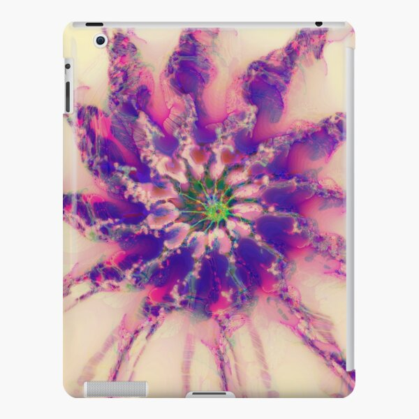 Fractalize abstraction iPad Snap Case