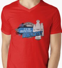 Blorgons - ERADICATE!!! Mens V-Neck T-Shirt