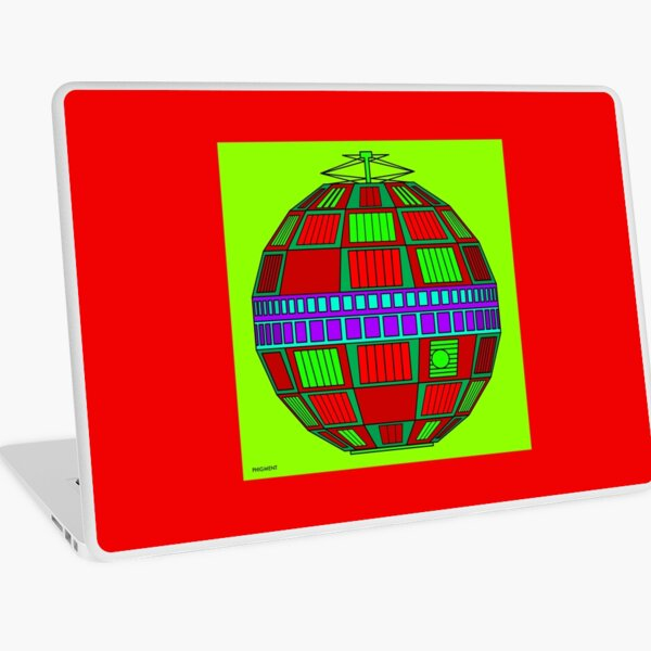 TELSTAR 1.9 Laptop Skin