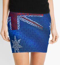 Australian Flag Mini Skirt