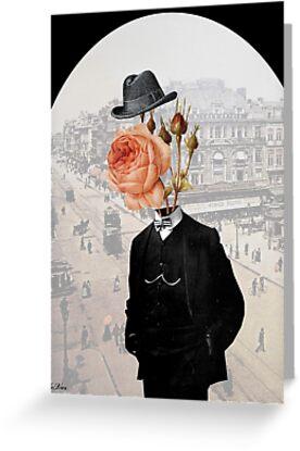 Mr Rosebloom by Loui  Jover