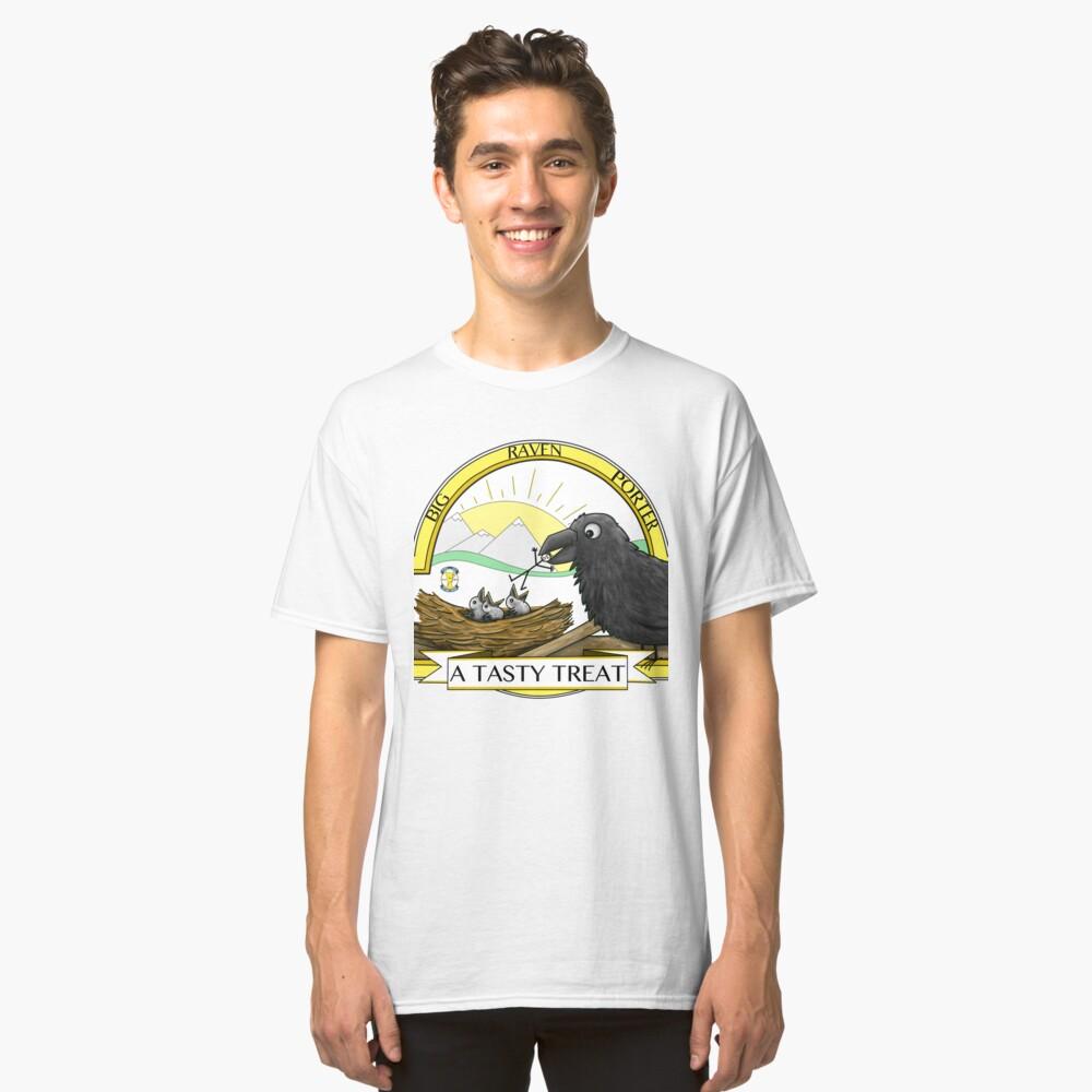 Big Raven Porter Classic T-Shirt