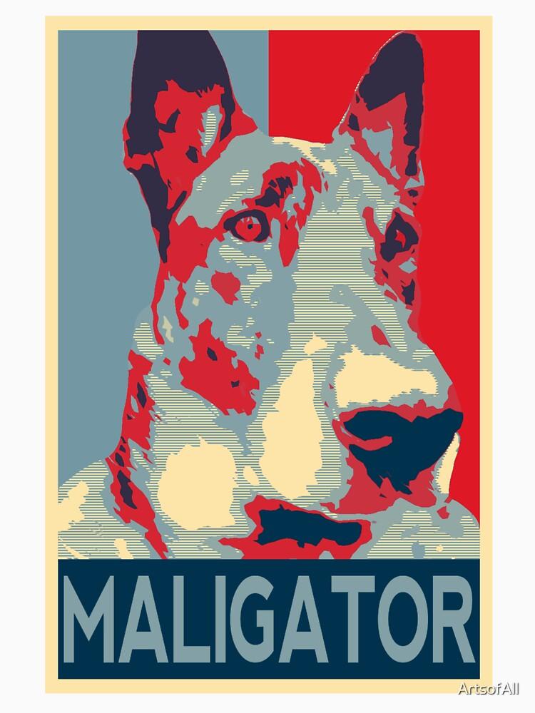 Mali-Poster by ArtsofAll